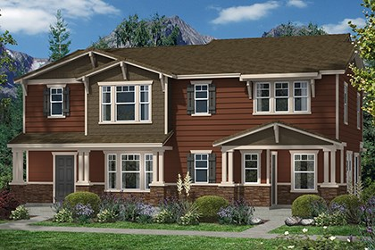New Homes in Broomfield, CO - Cypress and Sycamore bldg 6 scheme 1