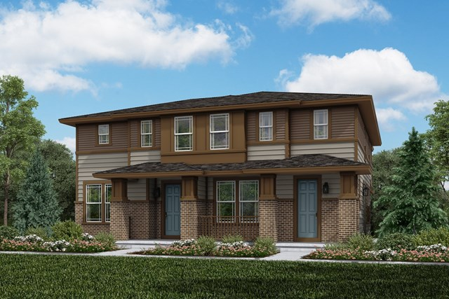New Homes in Aurora, CO - Cypress + Spruce: Prairie Style