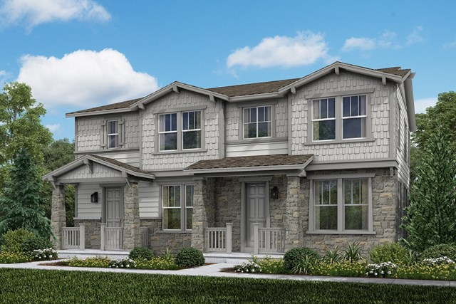 New Homes in Aurora, CO - Spruce + Willow: Craftsman Style