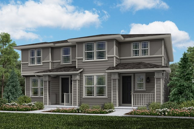 New Homes in Aurora, CO - Willow + Walnut: Prairie Style
