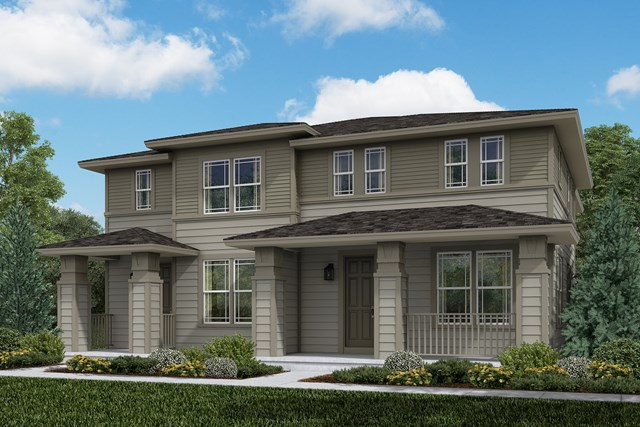 New Homes in Aurora, CO - Spruce + Willow: Prairie Style