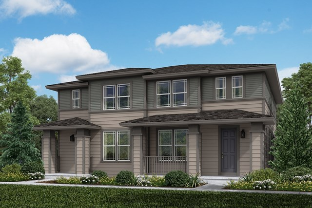 New Homes in Aurora, CO - Spruce + Spruce: Prairie Style