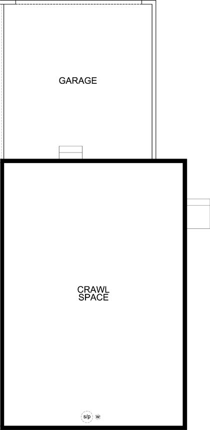 New Homes in Aurora, CO - Redwood, Crawl Space