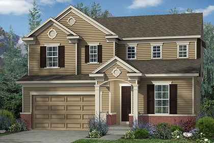 New Homes in Commerce City, CO - Elevation A