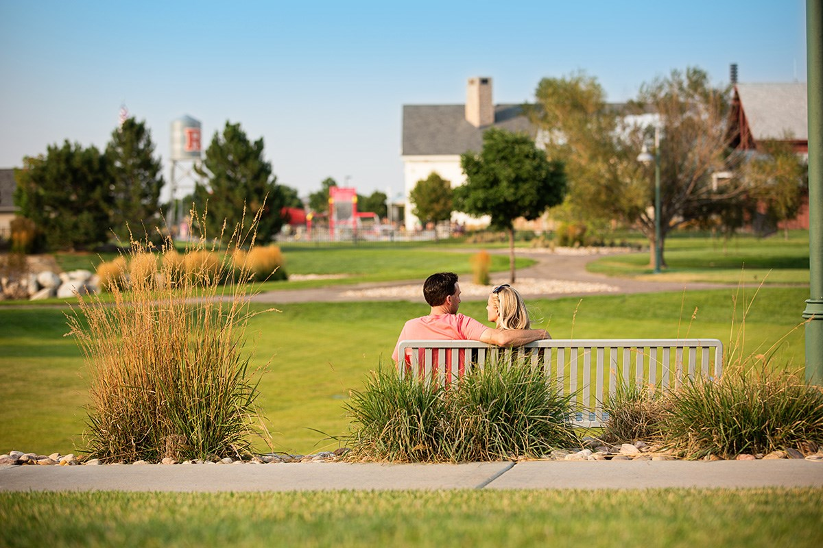 New Homes in Commerce City, CO - Reunion Reunion Park
