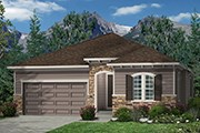 New Homes in Commerce City, CO - Hawthorn