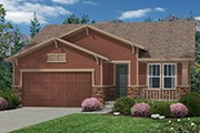 New Homes in Castle Rock, CO - Boxelder