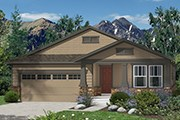 New Homes in Castle Rock, CO - Birch