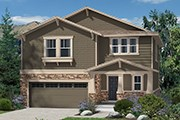 New Homes in Castle Rock, CO - Hickory