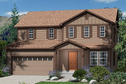 New Homes in Castle Rock, CO