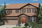 New Homes in Castle Rock, CO - Lewis
