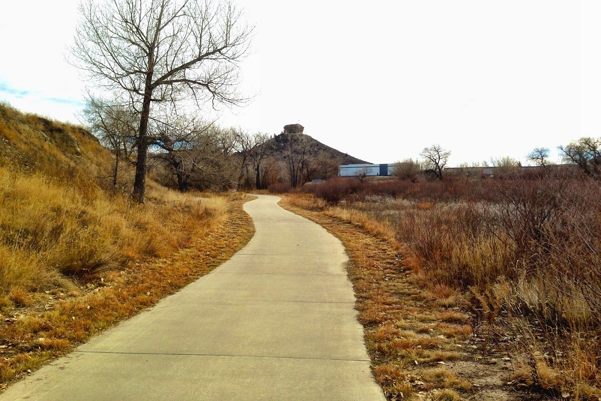 New Homes in Castle Rock, CO - Siena Closeby to the Plum Creek Trail for running, walking or biking
