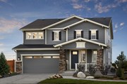 New Homes in Aurora, CO - Sparkle Modeled