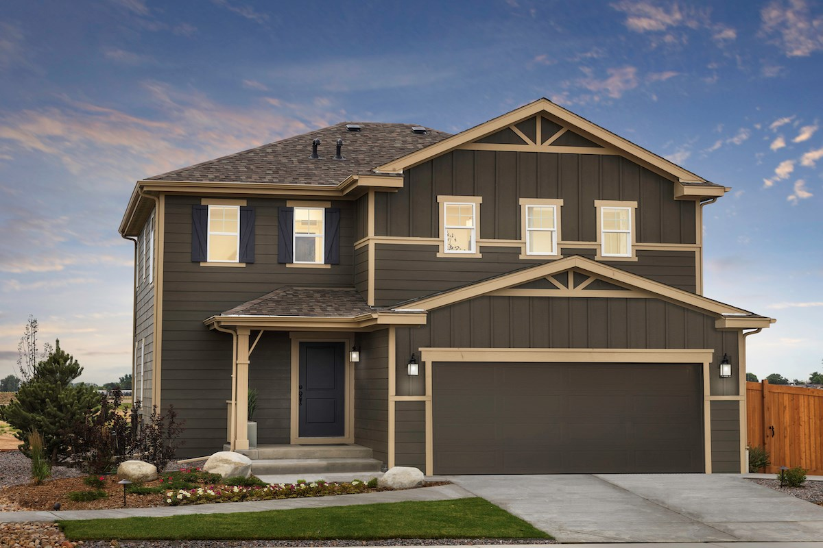 New Homes in Aurora, CO - Sky Ranch Vision