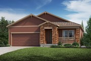 New Homes in Aurora, CO - Cottonwood