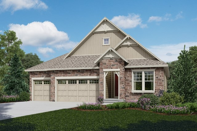 New Homes in Longmont, CO - Avana - Elevation B