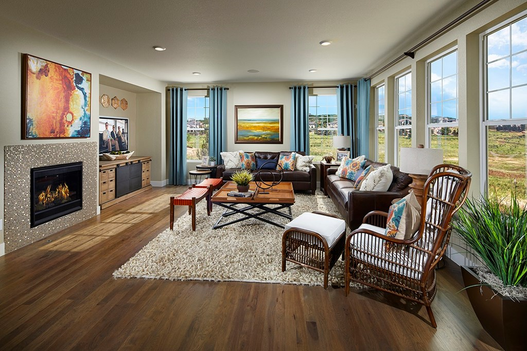 New Homes In Colorado By Kb Home