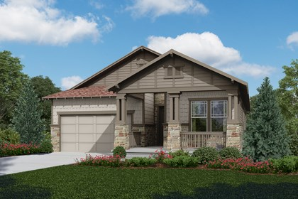 New Homes in Longmont, CO - Crestview - Elevation C
