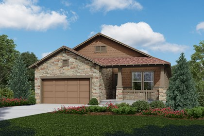 New Homes in Longmont, CO - Chaucer - Elevation C