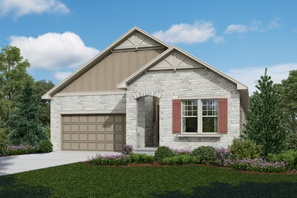New Homes in Longmont, CO - Greenland - Elevation B