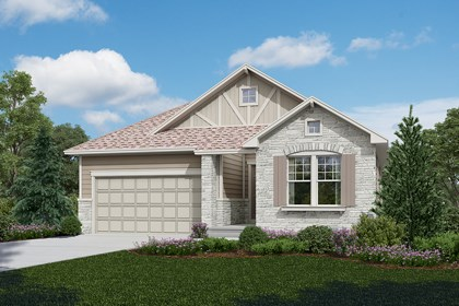 New Homes in Longmont, CO - Locust - Elevation B