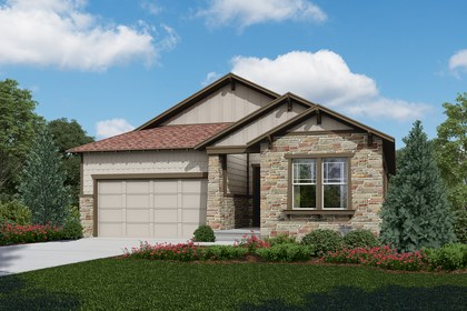 New Homes in Longmont, CO - Locust - Elevation C