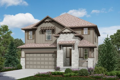 New Homes in Longmont, CO - Hilltop - Elevation B