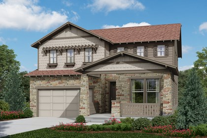 New Homes in Longmont, CO - Lafayette - Elevation C