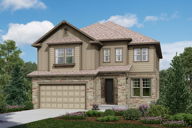 New Homes in Longmont, CO - Montrose - Elevation B