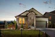 New Homes in Longmont, CO - Crestview Modeled