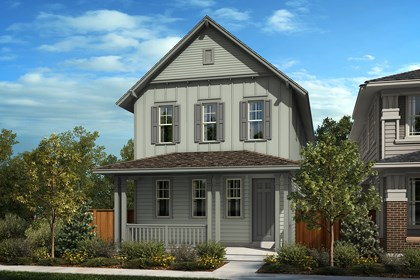 New Homes in Denver, CO - Elevation C