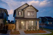 New Homes in Denver, CO - Verbena Modeled