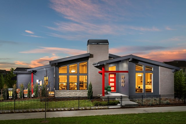 New Homes in Denver, CO - Elevation A