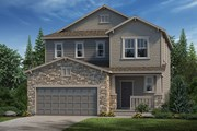New Homes in Castle Rock, CO - Kittredge