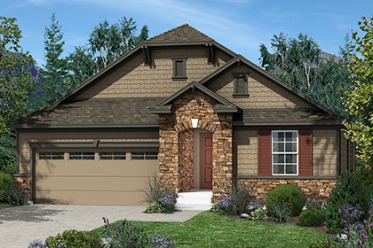 New Homes in Dacono, CO - Conifer Elevation C
