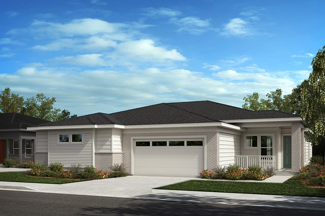New Homes in Castle Rock, CO - Aura and Ambience - Elevation C