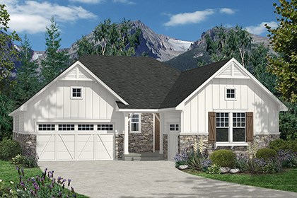 New Homes in Aurora, CO - Elevation A