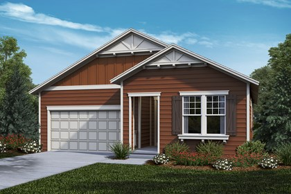 New Homes in Castle Rock, CO - Greenland - Elevation A