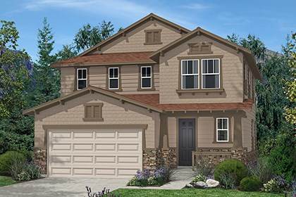 New Homes in Aurora, CO - Kittredge Elevation C