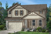 New Homes in Aurora, CO - Lafayette