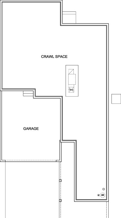 New Homes in Brighton, CO - Ambition, Crawl Space