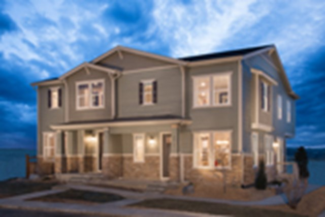 Browse new homes for sale in Copperleaf Villas