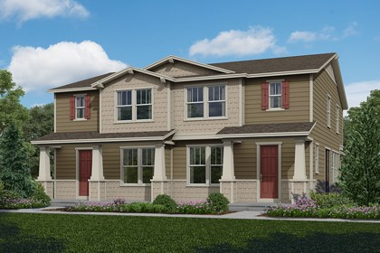 New Homes in Aurora, CO - Spruce + Spruce