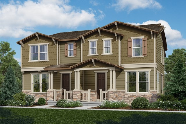 New Homes in Castle Rock, CO - Willow + Willow