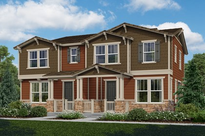 New Homes in Castle Rock, CO - Willow + Cypress