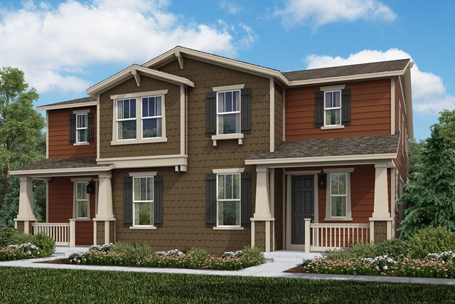 New Homes in Castle Rock, CO - Walnut + Walnut