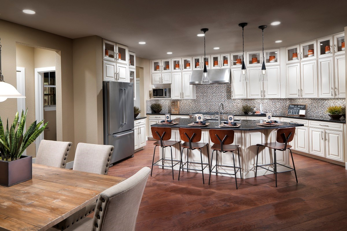 New Homes in Thornton, CO - The Estates at Trailside Moscato 3114 Gourmet Kitchen