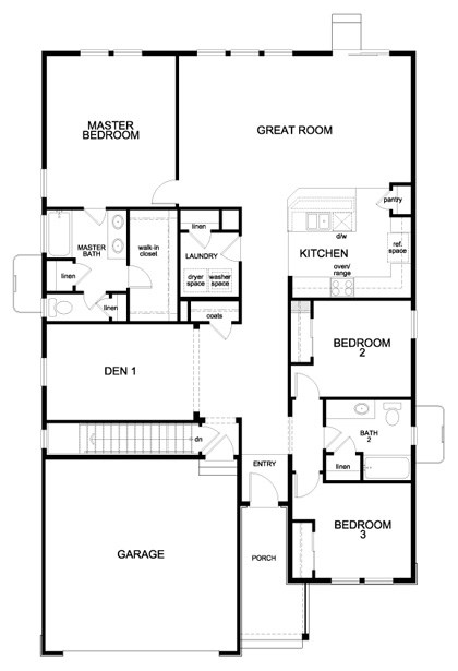 Chaucer – New Home Floor Plan in The Reserve at Trailside by ... on adams homes model 2010, adams homes model 3000, adams homes model 2265, adams home plans by number, your plans, adams homes gulf breeze fl, adams homes 2508 plan, adams homes 2169 model, adams homes 1820 plan, adams homes kitchens, adams 3000 floor plan interior, adams homes layout, adams homes 2240 model,