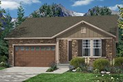 New Homes in Thornton, CO - Aspen