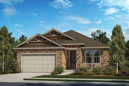 New Homes in Thornton, CO - The Boxelder - Elevation B